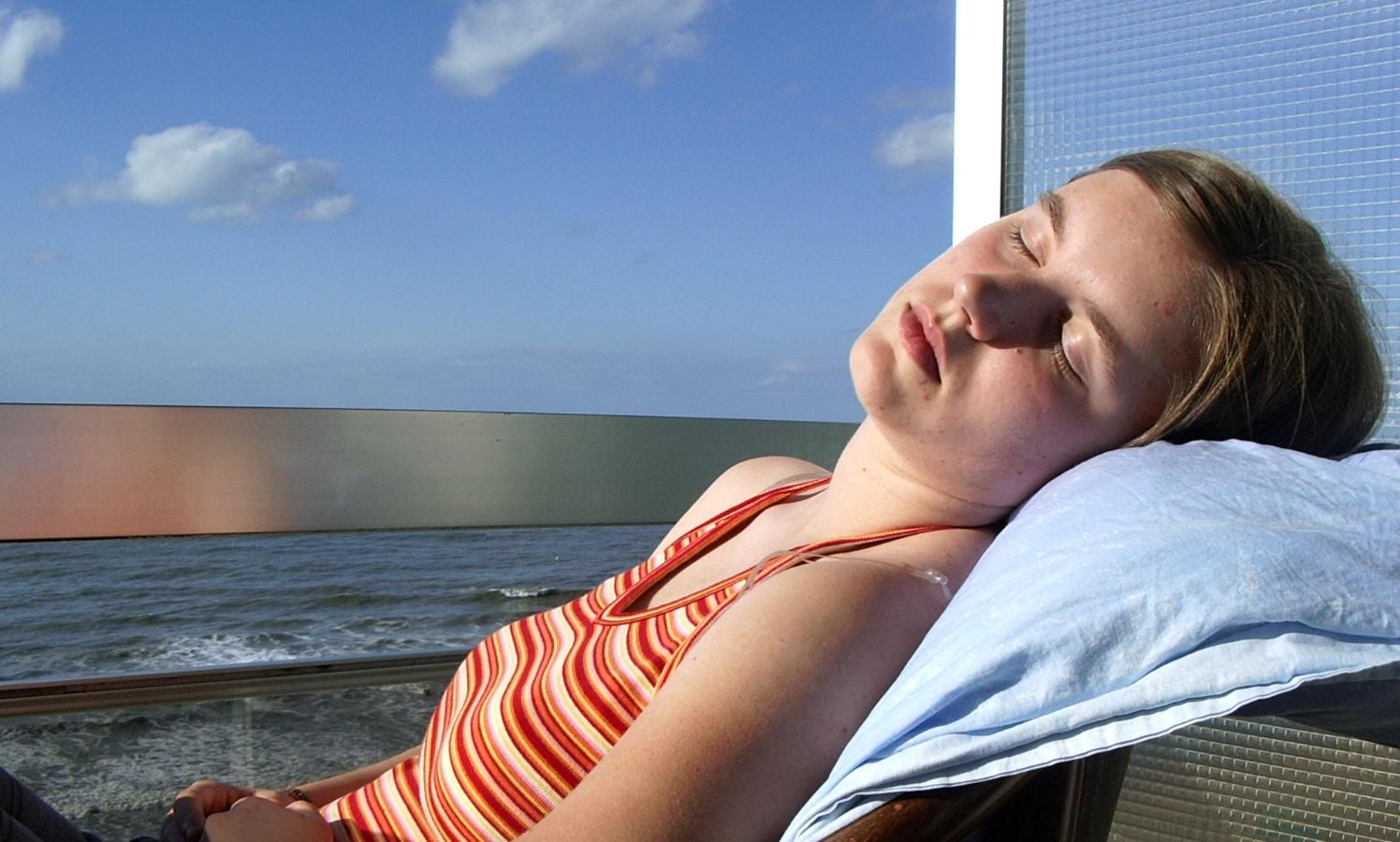 Un estudio confirma que la siesta puede ayudar al rendimiento de los adolescentes en la escuela