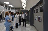 El Hospital Reina Sofía de Córdoba acoge la exposición FotoEnfermería