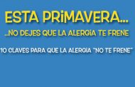 La enfermería lanza una campaña para mejorar la calidad de vida de los alérgicos