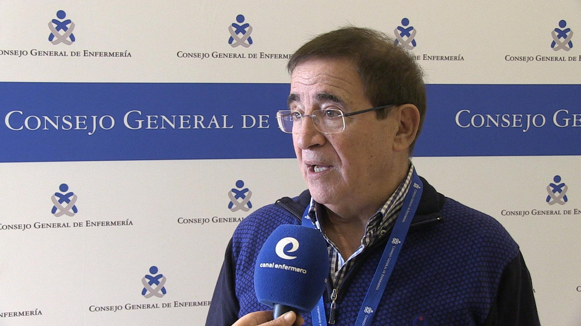 La enfermería de Castilla y León reivindica un cambio de modelo adaptado a las necesidades de los pacientes actuales