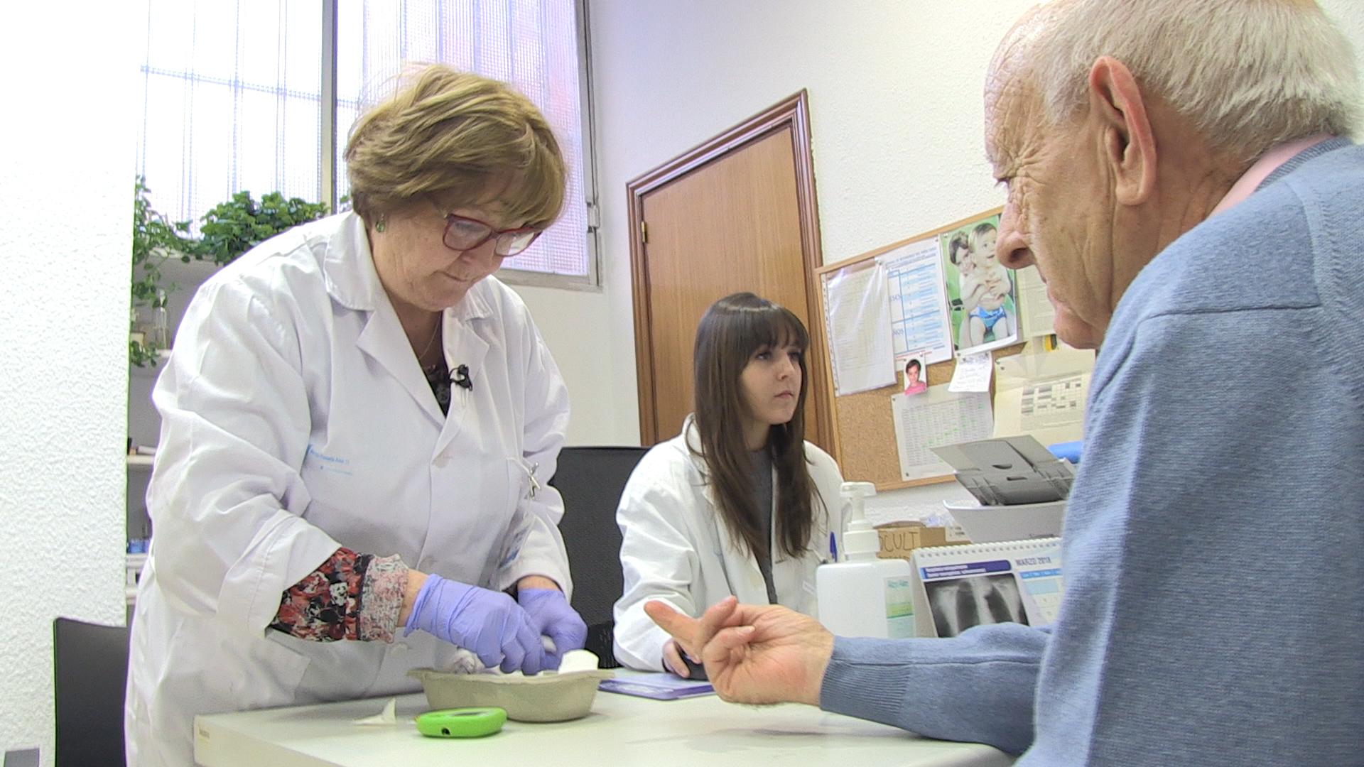 Las enfermeras, profesionales españoles más demandados en el extranjero