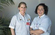 Dos enfermeras navarras exponen sus buenas prácticas de Enfermería en Canadá