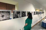 FotoEnfermería llega al Hospital General Universitario de Ciudad Real