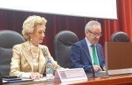 El colegio de La Coruña y la EICS celebran un encuentro para reflexionar sobre el ascenso de la violencia de género