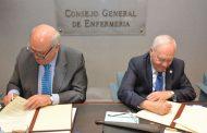 El Consejo General de Enfermería y MSD firman un convenio que reforzará la formación científica de los profesionales