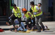 Un secuestro de rehenes por parte de un grupo terrorista, examen de los futuros enfermeros de Urgencias y Emergencias