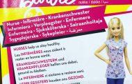 Una Barbie enfermera elogiada en Twitter por cómo define a la profesión