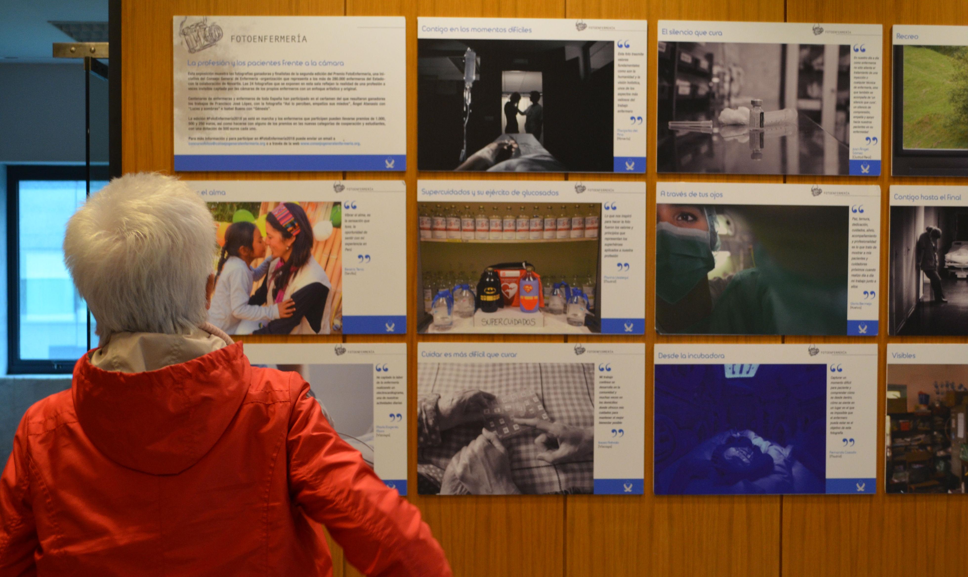Santiago de Compostela acoge la exposición FotoEnfermería