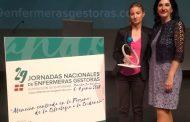 Un estudio sobre la actitud de la Enfermería hacia la salud mental, premio a la Investigación en Gestión Enfermera