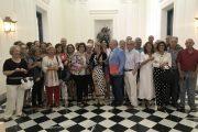 El Colegio de Enfermería de Cáceres presenta en el Ayuntamiento su proyecto