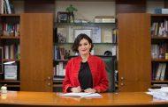 Carmen Montón, una ministra impulsora de la atención universal y a favor de la prescripción enfermera