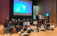 """Alumnos de 3º de la ESO promocionan la alimentación saludable con la canción """"Cómete el mundo"""""""