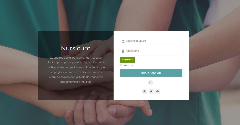 Nace Nursicum, la red social sólo para enfermeras