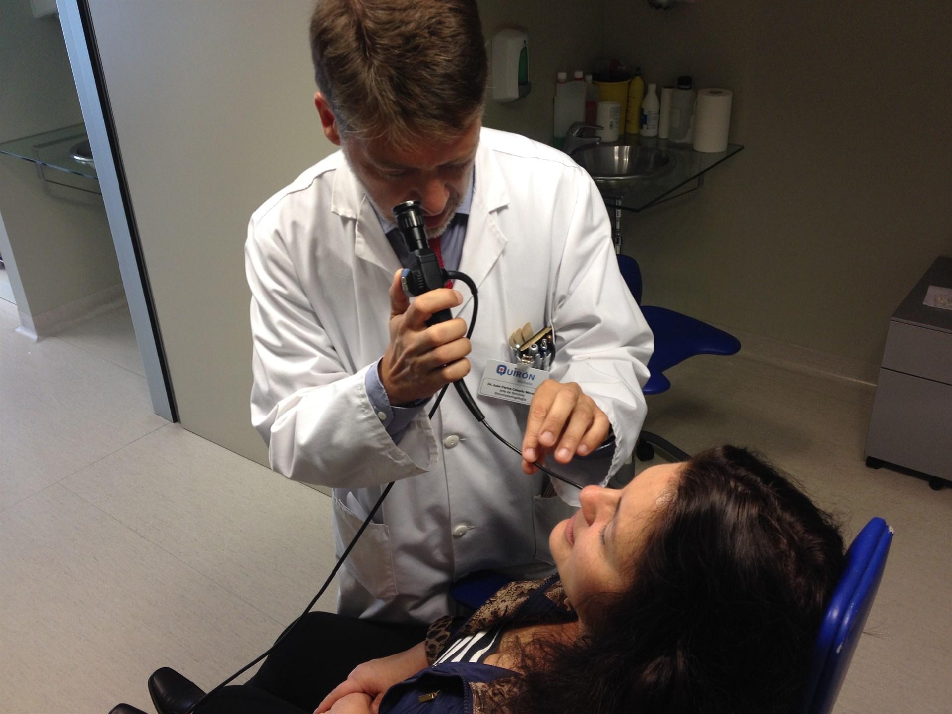 El diagnóstico precoz del cáncer de cabeza y cuello reduce la mortalidad un 90%