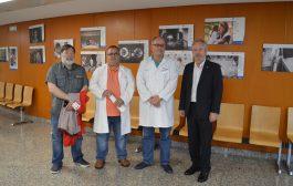 Ferrol, última parada de la exposición FotoEnfermería en Galicia