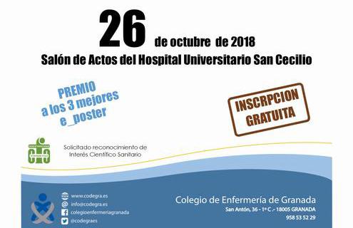 Abierto el plazo de inscripción en las III Jornadas Nacionales Proyección Enfermera