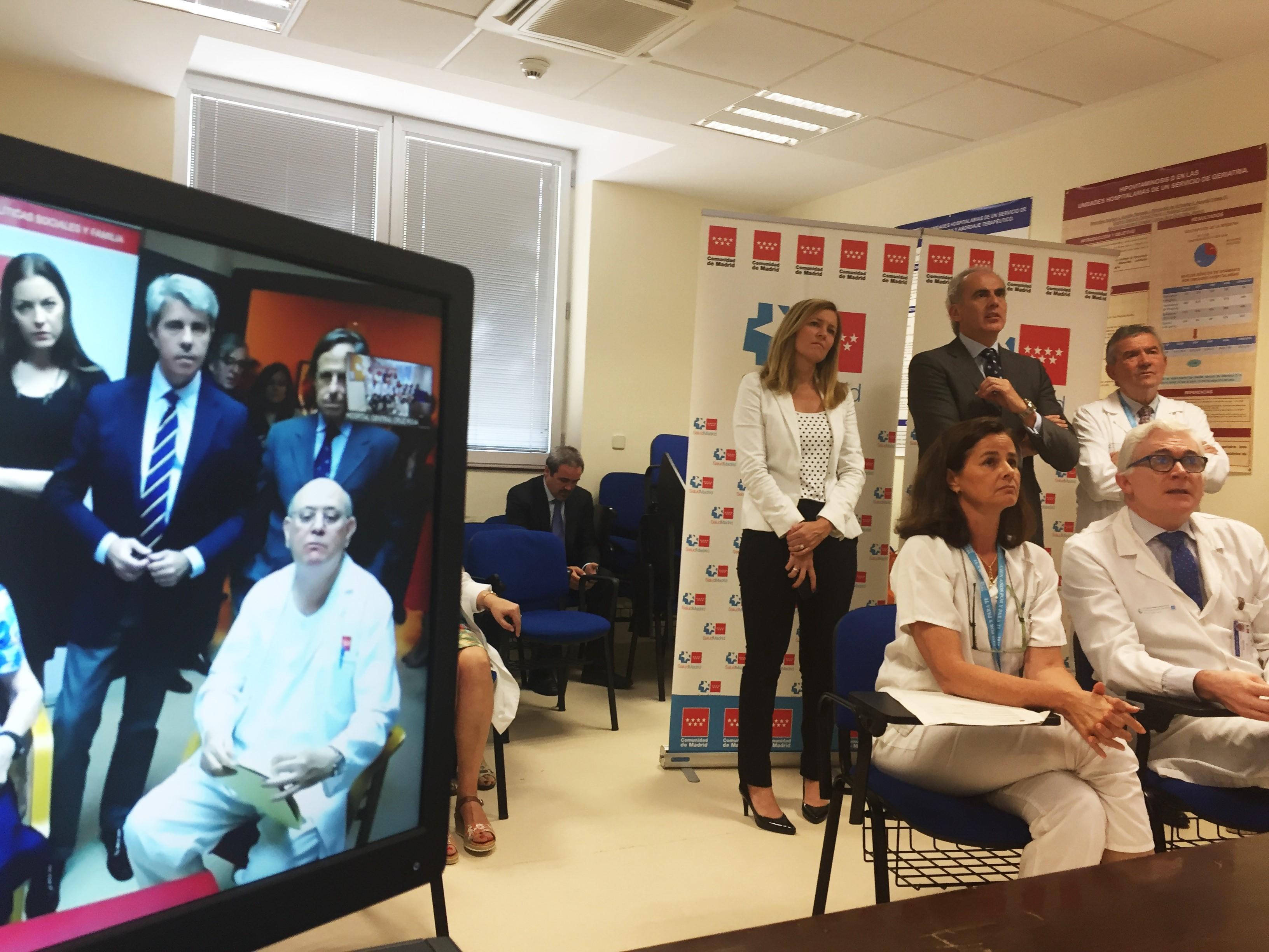 Todas las residencias de la Comunidad de Madrid tendrán servicio de teleenfermería