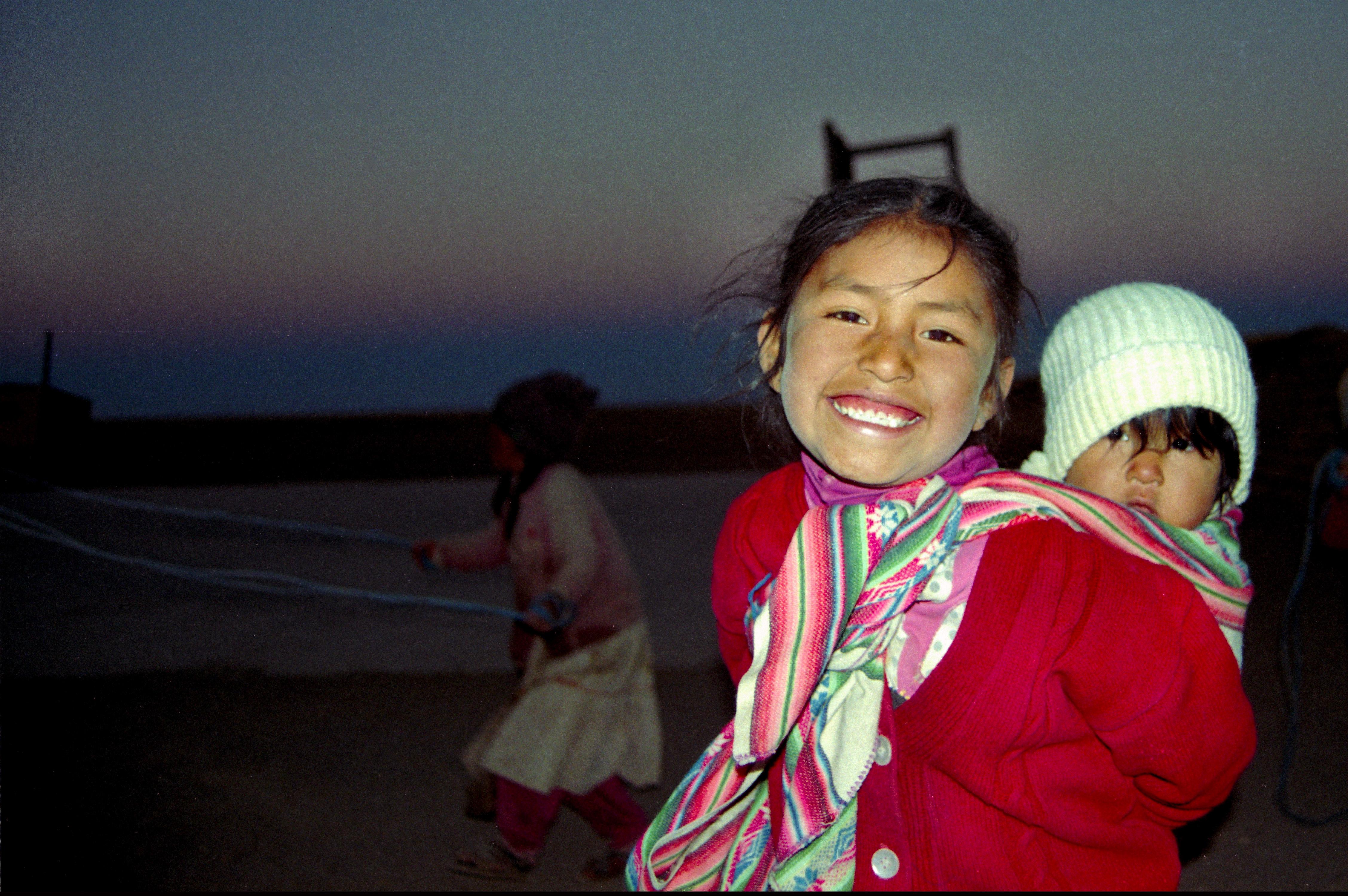 EPM lucha contra la trata de niñas en Bolivia con un programa pionero en Centros Educativos
