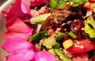 Científicos advierten de la necesidad de aumentar la precaución en el consumo de pétalos de flores en la alta gastronomía