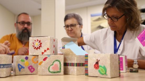 Enfermeras del Vall d´Hebrón llevan a cabo una iniciativa de atención al duelo perinatal