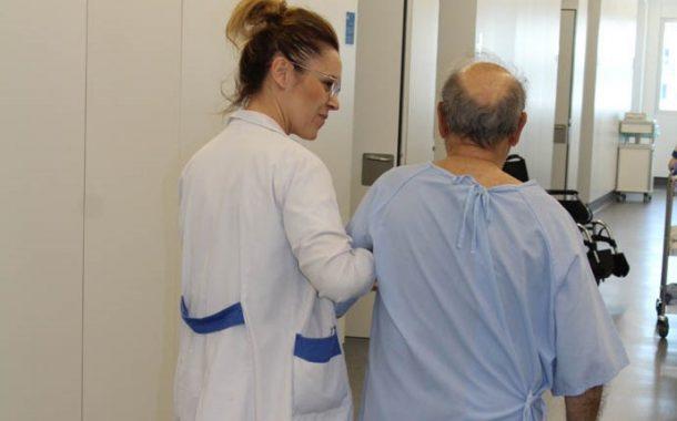 Las enfermeras, claves para el éxito de un programa de humanización premiado en Madrid