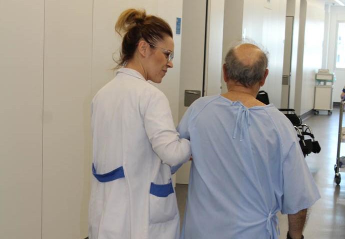 Admiten a trámite el texto que pide regular por ley el número de pacientes por enfermera