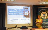 #TuEnfermeraEnFiestas, la campaña para dar visibilidad a las profesionales durante los festejos oscenses