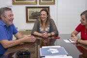 Las enfermeras onubenses refuerzan su colaboración con el ayuntamiento en promoción de la salud