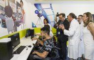 Un espacio cultural y de ocio virtual para los pacientes del Hospital Nacional de Parapléjicos