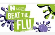 El Royal College of Nursing lanza la campaña #BeatTheFlu contra la gripe