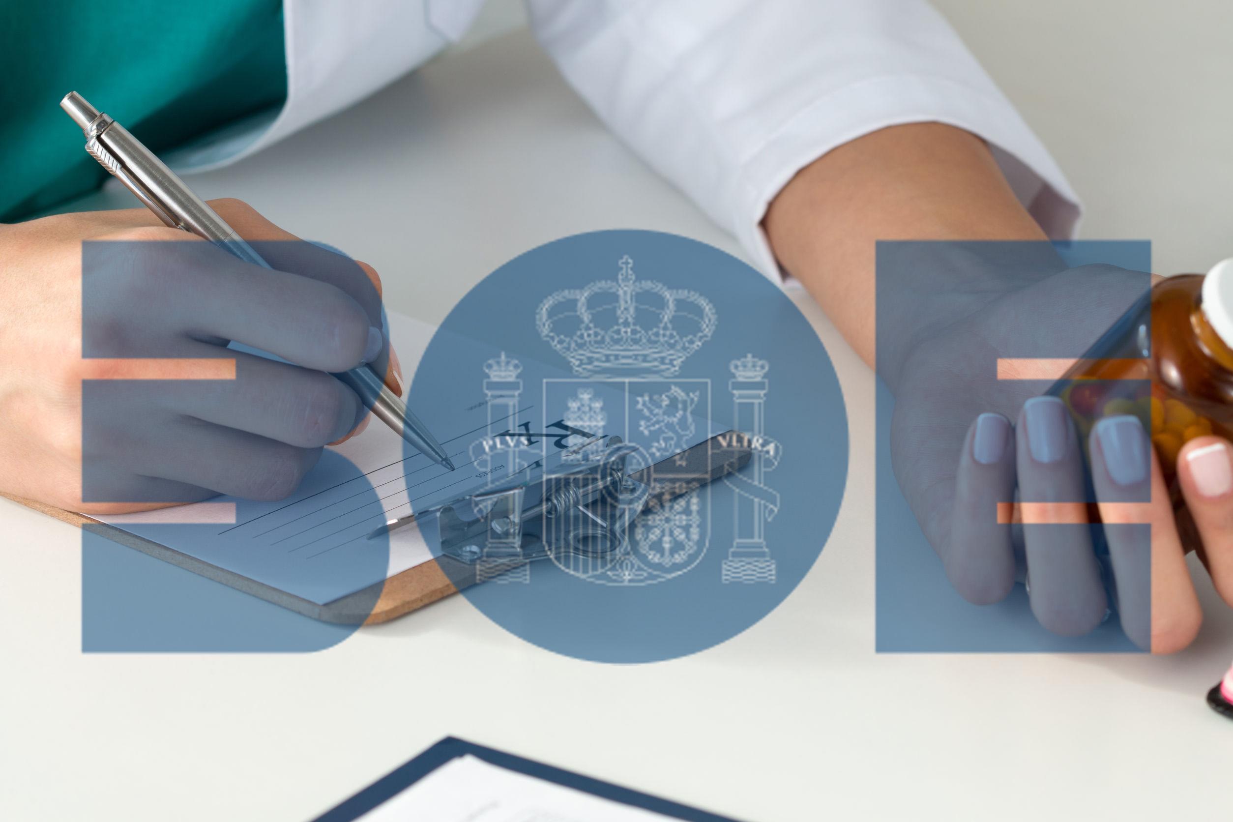 El BOE publica el nuevo Real Decreto de prescripción enfermera