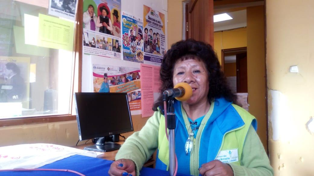 Sartasim Warmi, una radio que es mucho más que información
