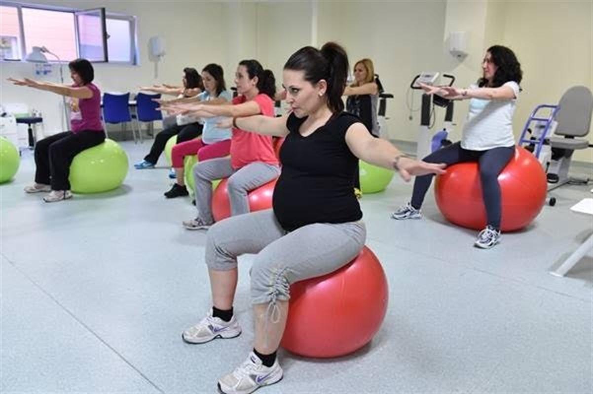 El ejercicio físico moderado y supervisado durante todo el embarazo reduce el riesgo de depresión perinatal