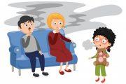 El 71,7% de los menores de 12 años está expuesto al humo ambiental del tabaco en España