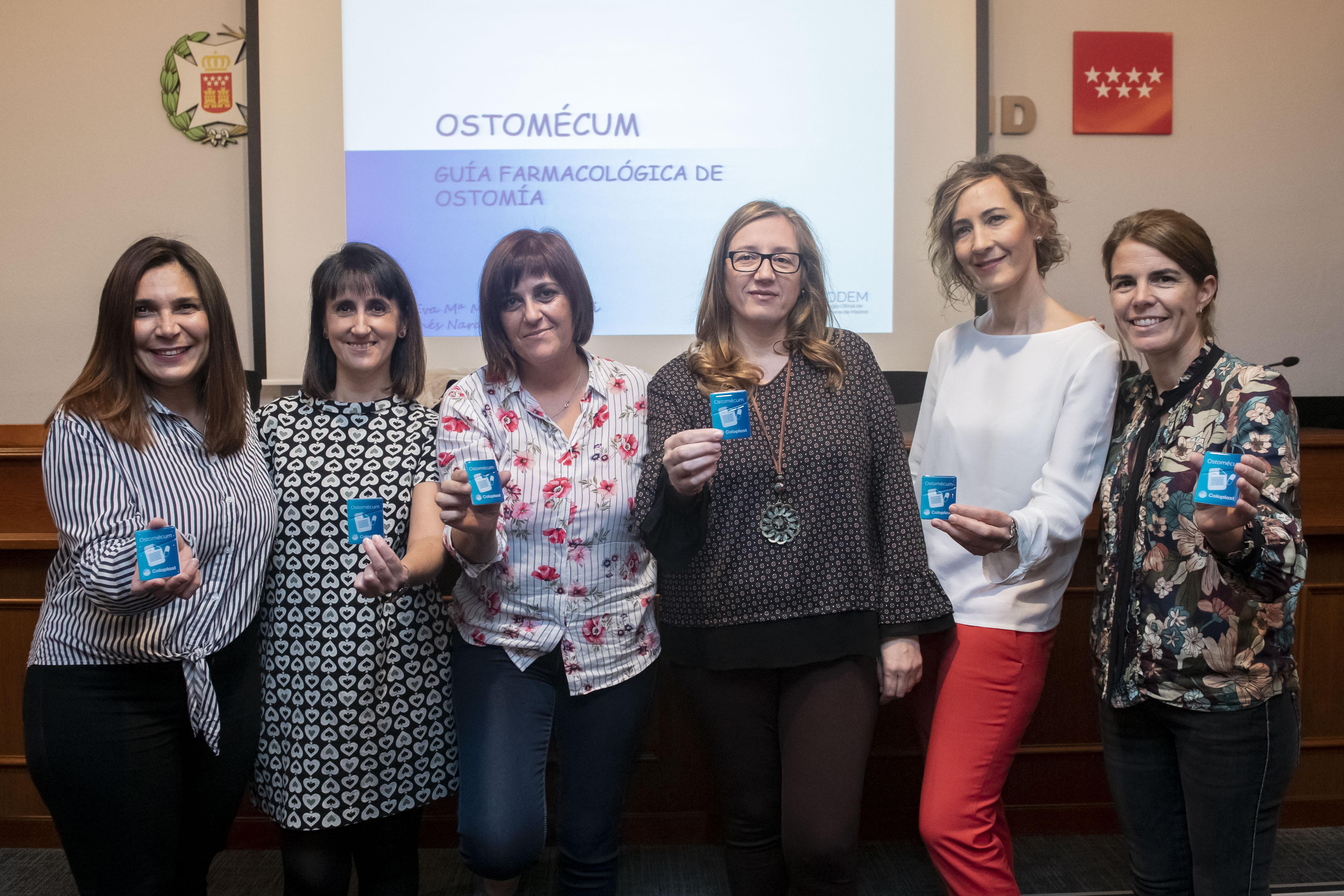 Ostomécum, una app enfermera para controlar la medicación de los pacientes ostomizados
