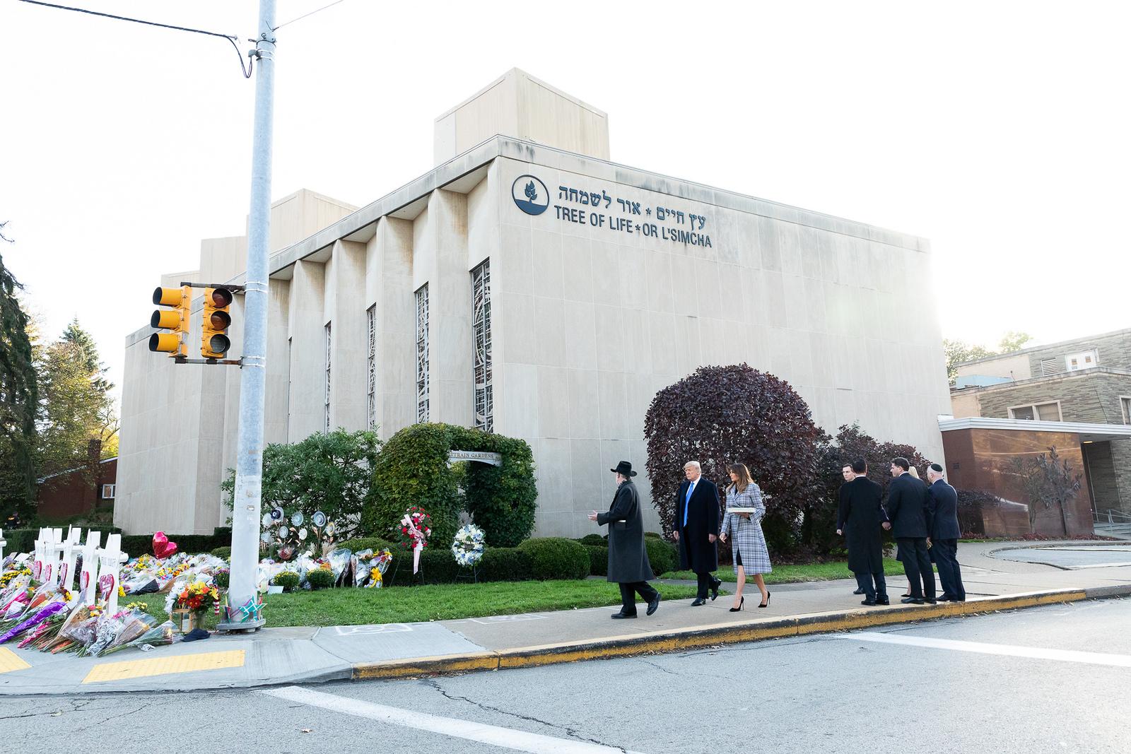 El enfermero judío que salvó al francotirador de Pittsburgh: