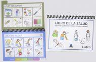 El Libro de la Salud empodera a las personas con discapacidad intelectual y facilita su comunicación con los sanitarios
