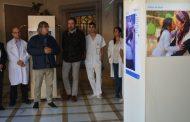 Castellón, primera provincia de la Comunidad Valenciana en acoger la exposición FotoEnfermería