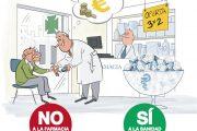 La Mesa Enfermera lanza un folleto informativo bajo el lema