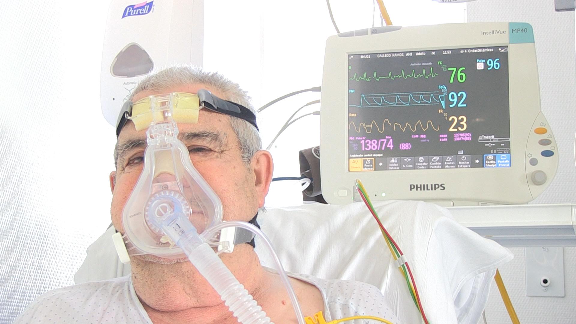 Sociedades científicas acuerdan el uso de la ventilación mecánica no invasiva y la terapia de alto flujo