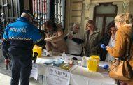 Enfermeras vallisoletanas realizan una campaña para detectar posibles casos de diabetes sin diagnosticar