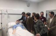 La Universidasd de Murcia inaugura el laboratorio de Simulación Clínica de Enfermería