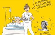 <i>El paciente siempre llama dos veces</i>, nuevas aventuras de Enfermera Saturada