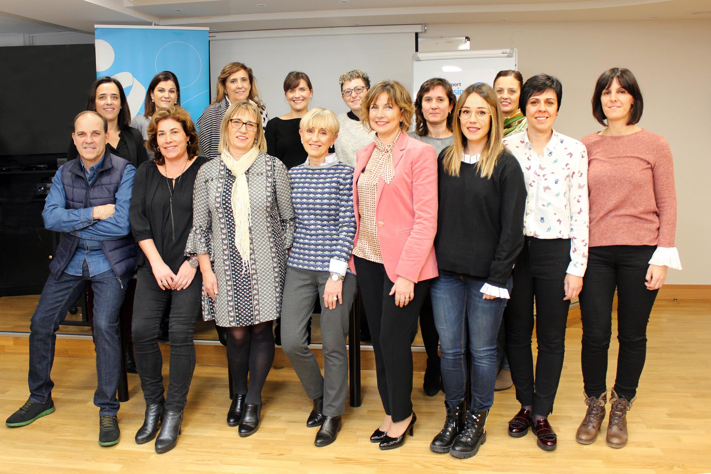 """Las enfermeras navarras se unen en la campaña mundial """"Nursing Now"""" para potenciar la profesión"""