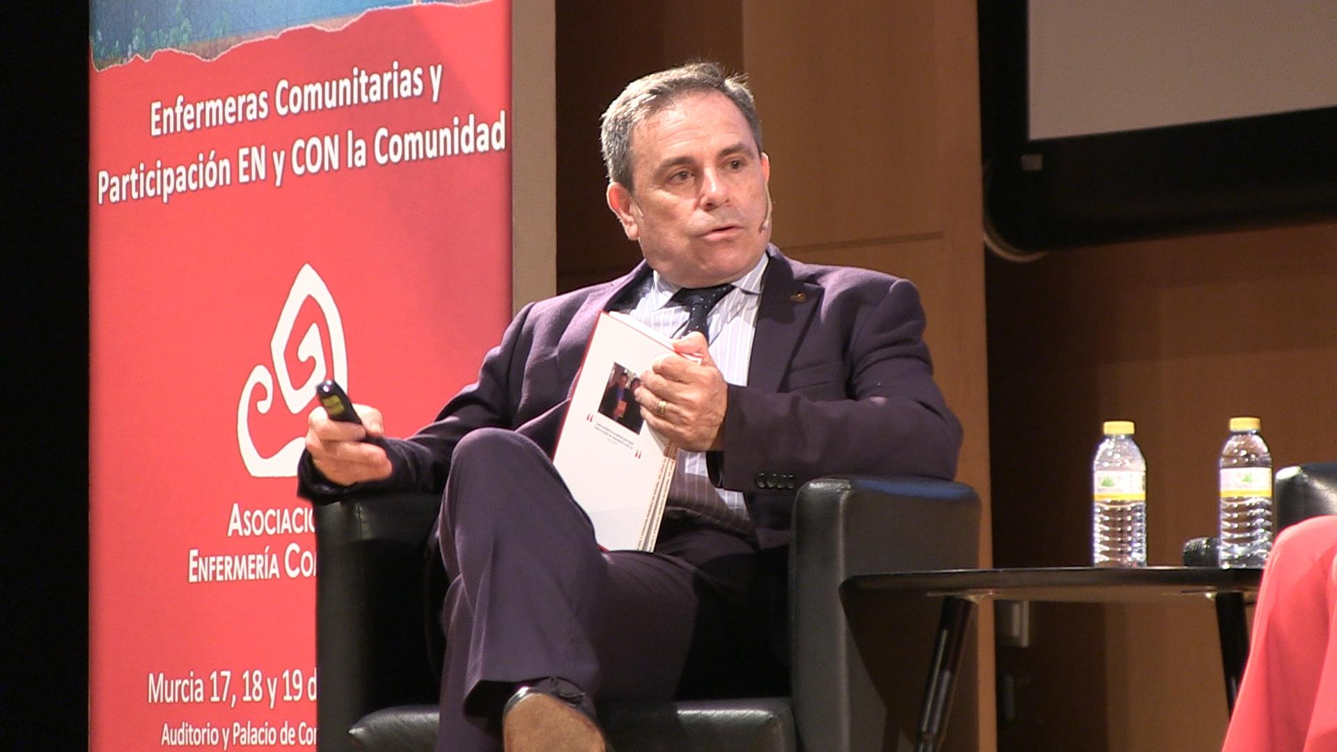 La Enfermería Comunitaria critica el nombramiento de un periodista como subdirector general de Cuidados de la Rioja