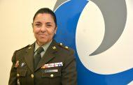 """Victoria González, comandante enfermera: """"El enfermero militar tiene una vocación de servicio al cuadrado"""""""