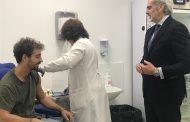Arranca la nueva unidad de vacunación internacional en Madrid