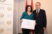 El Colegio de Enfermería de Madrid entrega su primera Beca de Investigación