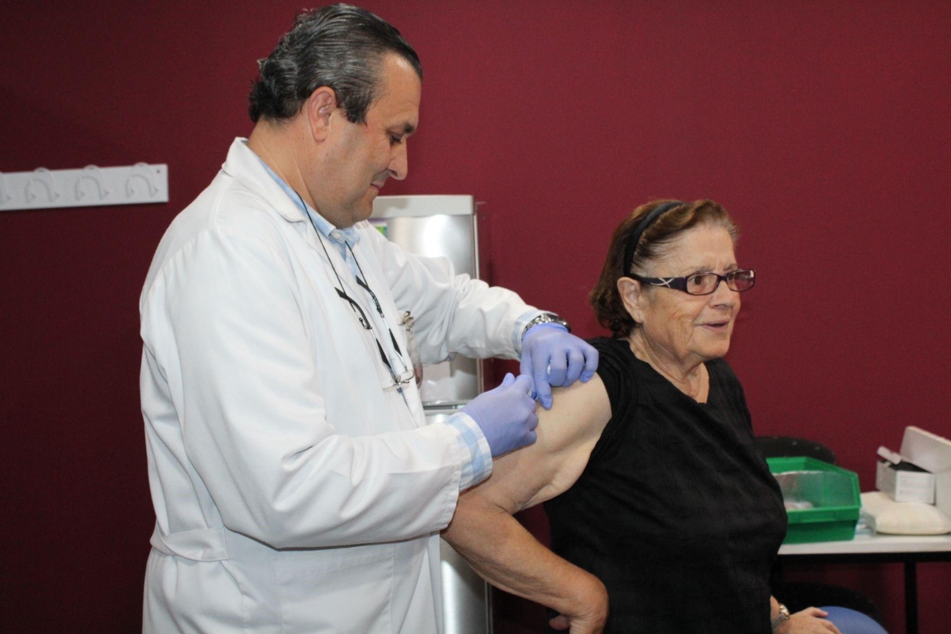 Ningún país europeo llega al 75% de vacunación contra la gripe en grupos vulnerables