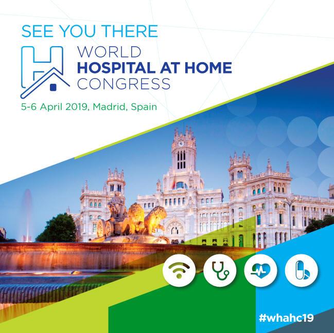 Madrid acogerá el I Congreso Mundial de Hospitalización a Domicilio en abril